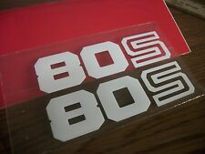 1983 HONDA XL 80 S SIDECOVER DECAL