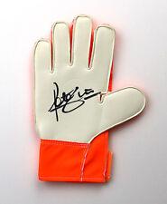 Peter Shilton Signed Goalkeeper Glove Forest England Autograph Memorabilia COA