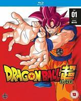 Dragon Ball Super Season 1 - Part 1 (Episodes 1-13) [Blu-ray] [DVD][Region 2]