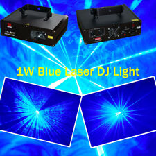 1W 445nm Blue DMX DJ Club Laser Stage Lighting  show System equipment