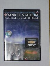New York Yankees Stadium collectables: 2008 Final Season DVD SGA