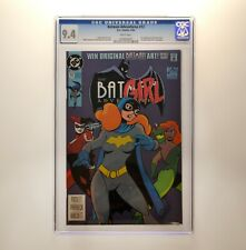 Batman Adventures #12 CGC 9.4 White Pages 1st App Harley Quinn in Comics Batgirl