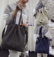 Fashion Women Handbag Shoulder Bags Tote Purse Canvas Ladies Messenger  Bag Hot
