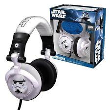 NEW IN BOX FUNKO Storm Trooper Star Wars DJ Headphones