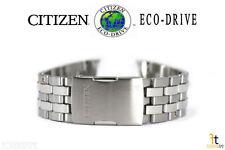 Citizen Eco-Drive 4-S087589 Original 23mm Stainless Steel Watch Band
