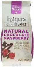 New listing Folgers Simply Gourmet Flavored Ground Coffee with Other Natural Flavors, 10 Oz