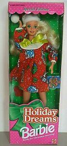 1994 Playline Collector Special Edition HOLIDAY DREAMS Vintage Blonde Barbie
