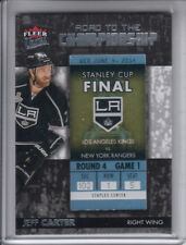 14/15 Fleer Ultra Los Angeles Jeff Carter RTTC Stanley Cup Finals #RTCLAK-JC