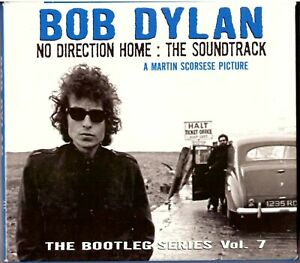 BOB DYLAN No Direction Home: The Sound Track 2-CD w/ 60-pg. Booklet – OST