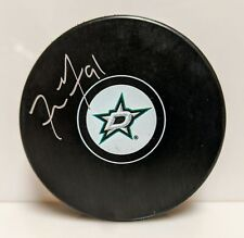 Tyler Seguin Dallas Stars Signed Autographed Stars Logo Puck