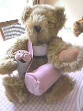 "Vermont 17"" Light Brown