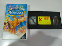HERCULES LOS CLASICOS Walt Disney - VHS Cinta Tape Español