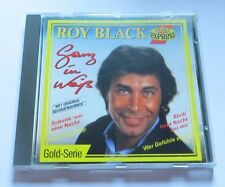 Roy Black - Ganz In Weiß CD Hits Beste Das Mädchen Carina