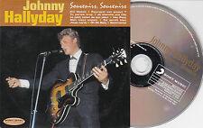 CD CARTONNE CARDSLEEVE 12T JOHNNY HALLYDAY SOUVENIRS, SOUVENIRS 2009