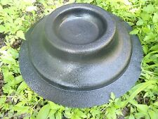 heavy duty plastic birdbath / riser pedestal stand mold