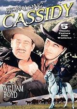 Hopalong Cassidy Volume 1 DVD (2007) 5 Classic Feature Films William Boyd