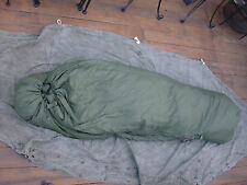 USGI USMC & US Army Green Patrol Sleeping Bag- Component of Modular Sleep System