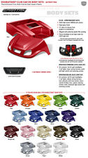 Club Car DS Golf Cart Body Set - Body Set -  With Deluxe Head light street Kit