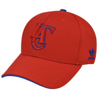 NBA TD71 Adidas Los Angeles Clippers Flex Fit Stretch S/M Constructed Hat Cap