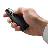 2.4Ghz USB Wireless Presenter Laser Pointer R400 PPT Remote Control New