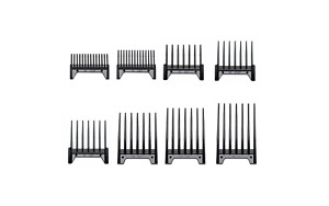 Oster 76926-800 8 Piece Comb Attachment Set for Adjustable Blade Clipper NEW