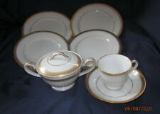 NORITAKE JAPAN RICHMOND 6124 ASSORTED CHINA TO CLEAR