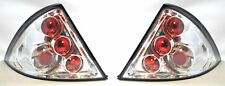 Ford Mondeo Mk3 01-07 Chrome For Lexus Rear Tail Lights Lamps Indicators Set
