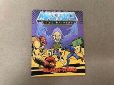 Vintage Retro Amos del Universo (Amos del universo) Mini Comic el choque de armas