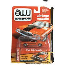 Auto World SP003 1:64 Vintage Muscle 1972 Dodge Challenger Version B