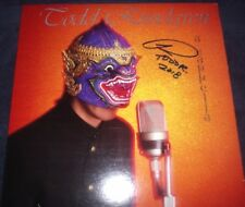 "Todd Rundgren Signed Record ""A Cappella"" Proof! Wow L@K! 2018 R+R Hof Inductee"
