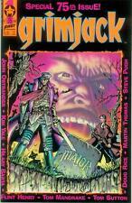 Grimjack # 75 (artist jam, 52 pages) (USA, 1990)