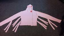 Baby/Pastel Pink Light/Cotton/Summer Straight Jacket/Hoodie Festival/Kawaii M/L