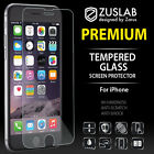 iPhone 7 7 Plus 6s Zuslab Premium 9H Hardness Tempered Glass Screen Protector