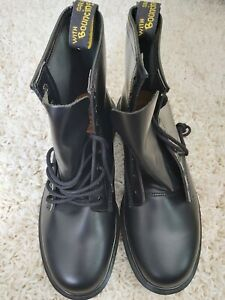 Dr Martens Made In England Vintage Boots 1460 IR12A Size 10