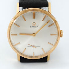 OMEGA 18K PINK GOLD REFERENCE 121014 MANUAL CALIBER 269 CASE 33.50 MM