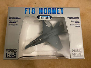 F18 Hornet 1:48 Replica By Armour Collection