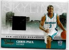 2009-10 Studio Skylines GU Game Used Jersey Hornets Rockets Chris Paul /249
