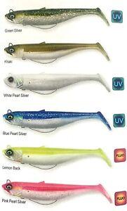 New 2021 LAUNCH  Savage Gear MINNOW Predator Fishing Lures Sea Bass Cod WEEDLESS