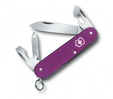 0.2601.L16 Victorinox Swiss Army Pocket Knife CADET Alox ORCHID Limited Edition