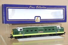 LIMA 204816 BR DELTIC CLASS 55 DIESEL LOCOMOTIVE D9013 The BLACK WATCH BOXED nv