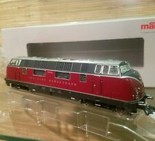 Marklin 39804 HO - DB BR V 200.0 Diesel Loco (Mfx & Snd) - Excellent Condition