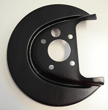 SKODA OCTAVIA I VW BORA GOLF IV NEW BEETLE RIGHT REAR BRAKE DISC PLATE BACKPLATE