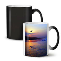 Beach Sunset Photo NEW Colour Changing Tea Coffee Mug 11 oz | Wellcoda