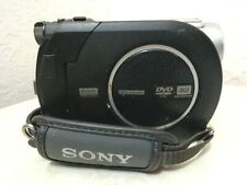 Sony Handycam DCR-DVD108E Camcorder works, needs battery