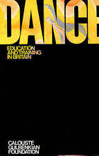 Dance Education and Training in Britain by unknown
