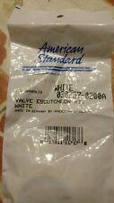 American Standard White Valve Escutcheon Kit 030257-0200A