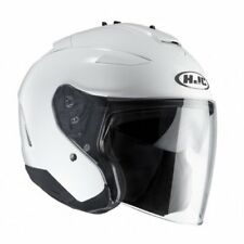 Casques blancs anti-rayure taille M pour véhicule