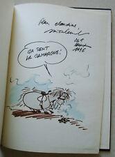 La Jungle en Folie La Belle au Bois Ronflant DELINX & GODARD Dargaud DEDICACE