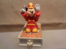 """New listing 1998 Mickey Mouse 3"""" McDonalds #1 Video Favorites Action Figure Toy Disney"""
