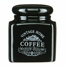 Country Ceramic Kitchen Coffee Canisters